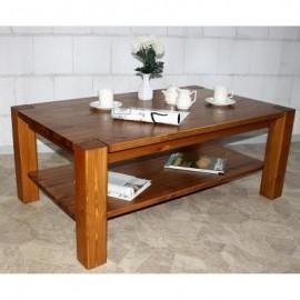 Table basse - Plateau rectangle