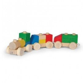 Train en bouleau - Varis Toys