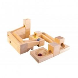 Labyrinthe à billes, 33 pièces, Varis Toys