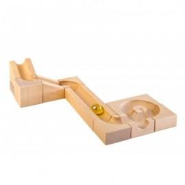 Labyrinthe à billes, complément 3, 9 pièces, Varis Toys